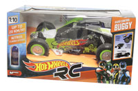 AVTO DALJ.HOT WHEELS BUGGY TURBO 1:10 63258