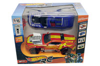 AVTO DALJ.HOT WHEELS 2 V 1 1:16 63256